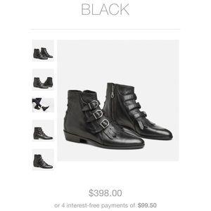 Modern Vice Jett Classic Black booties - New